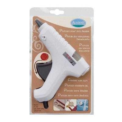 Tavná pistole na pečetní vosky, ideální na scrapbook a výrobu přání, pro dekoraci obálek a dopisů Aladine