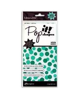 POPit 3D pěnové polštářky - 100 ks čísla Ranger