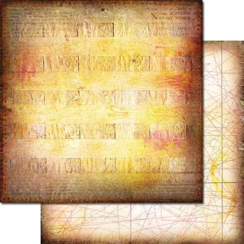 Domestic Goddess - Ah, Whatever - Scrapbooková čtvrtka od 7 Dots Studio vhodná pro scrapbooking a cardmaking