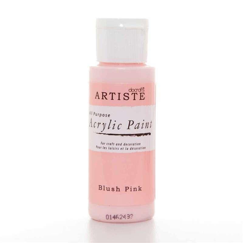 Akrylová barva ARTISTE - červenorůžová