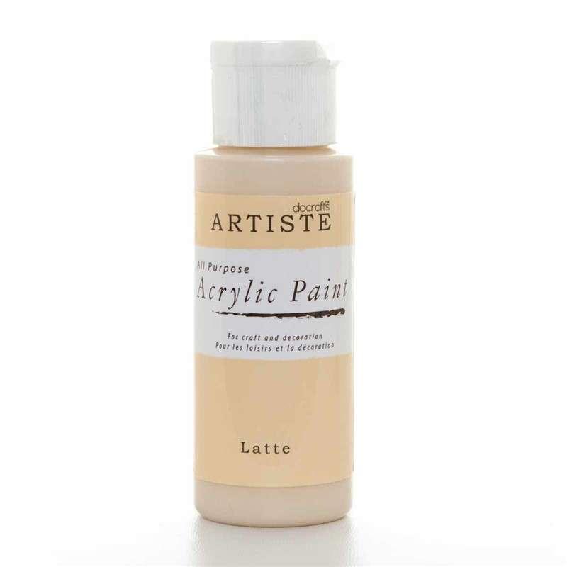 Akrylová barva ARTISTE - laté