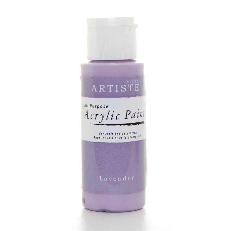 Akrylová barva ARTISTE - levandulová