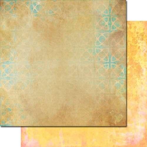 Love Is In The Air - Rising of the Sun - Scrapbooková čtvrtka od 7 Dots Studio vhodná pro scrapbooking a cardmaking