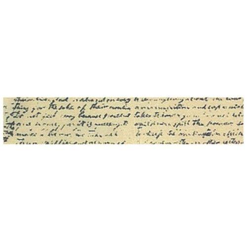 Samolepicí papírová páska 10m Manuscript STAMPERIA