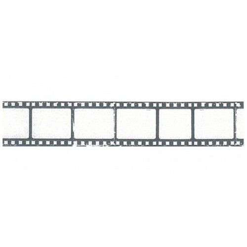 Samolepicí papírová páska 10m Průhledný film STAMPERIA