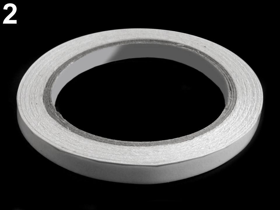 Lepidlo vhodné na scrapbooking i cardmaking - Oboustranná lepící páska - 10 mm, 18 m