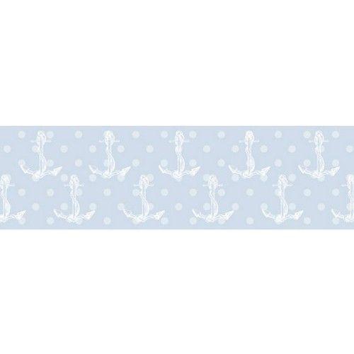 Samolepicí papírová washi páska kotva 1,5cmx8m SCRAPBERRYS