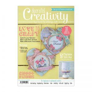 Docrafts Creativity! Časopis č.55 February 2015