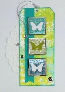 STAMPO SCRAP, Motýlci, určeno na scrapbooking a cardmaking a Project Life Aladine