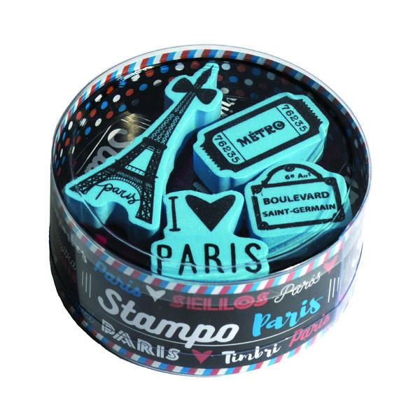 StampoKdo, Paříž Aladine