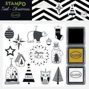 StampoNoël, Vánoce