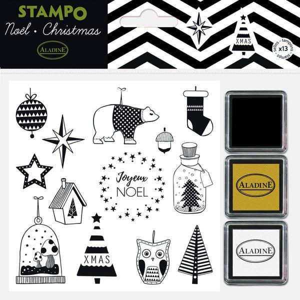 StampoNoël, Vánoce Aladine