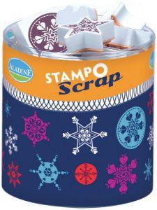 StampoScrap, sněhové vločky