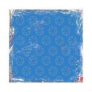 Blueberry Cobbler scrapbooková čtvrtka