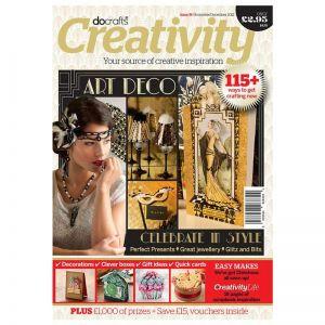 Docrafts Creativity! č.36