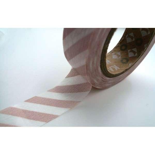 stripe momo washi páska, na scrapbooking, jako dekorace