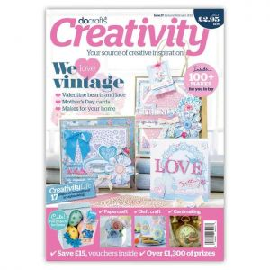 Docrafts Creativity! č.37 leden únor 2013