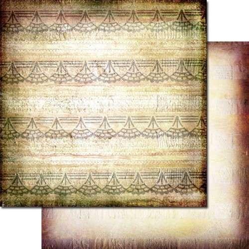 Domestic Goddess - Kitchen Wallpaper - Scrapbooková čtvrtka od 7 Dots Studio vhodná pro scrapbooking a cardmaking