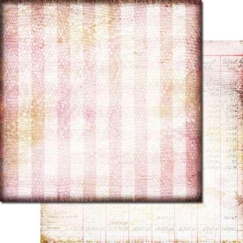 Domestic Goddess - Spice & Sugar - Scrapbooková čtvrtka od 7 Dots Studio vhodná pro scrapbooking a cardmaking