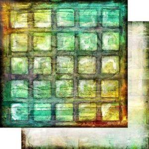 Dreamer - City Lights - Scrapbooková čtvrtka od 7 Dots Studio vhodná pro scrapbooking a cardmaking