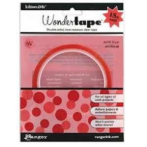 Oboustranně lepicí páska Ranger Wonder tape 4,5 m x 0,6 cm Inkssentials