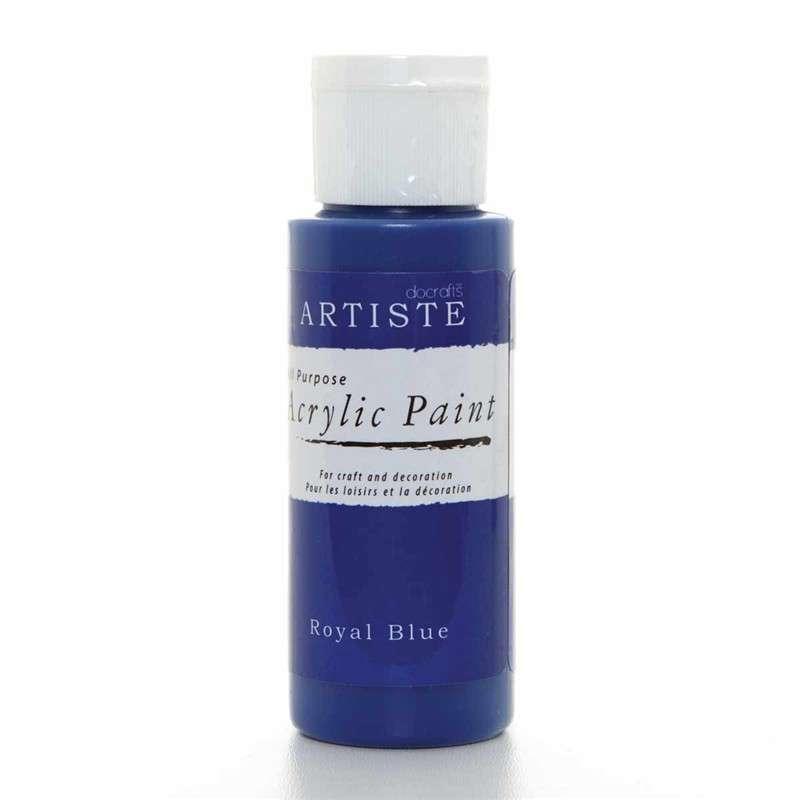 Akrylová barva ARTISTE - královsky modrá