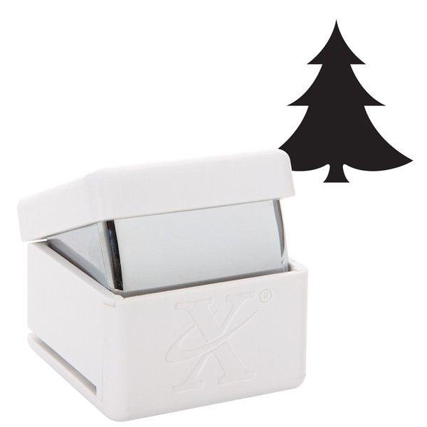 Razidlo na papír Vánoční stromeček L 2,2cm xCut