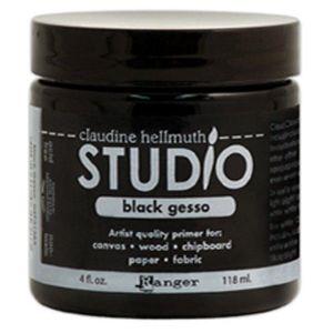 Ranger Studio gesso černé