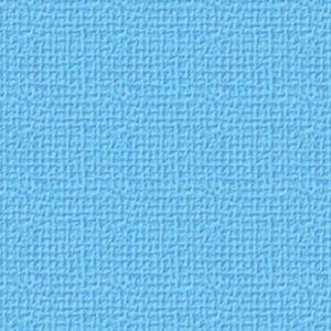 Texturovaná čtvrtka - papír Basic Modrý