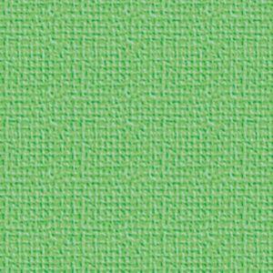Texturovaná čtvrtka - papír Basic Zelené jablko