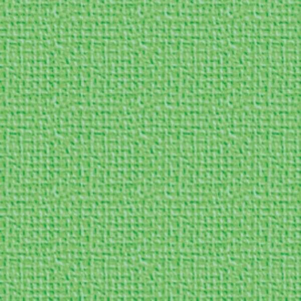 Texturovaná čtvrtka - papír na scrapbooking Basic Zelené jablko Ursus