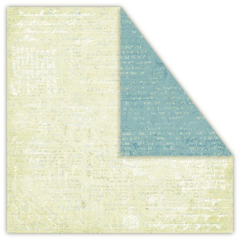 Čtvrtka na scrapbook, oboustranná, z kolekce Gaj Oliwny - Extravergine UHK Gallery