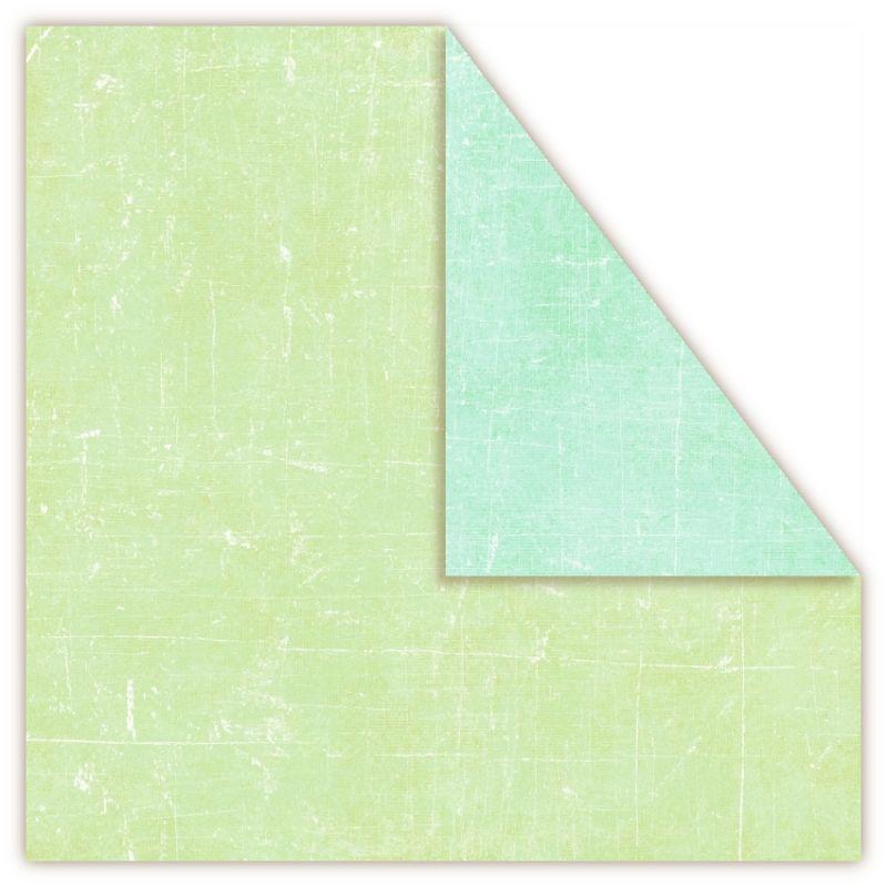 Čtvrtka na scrapbook, oboustranná, z kolekce Pastel - Three UHK Gallery