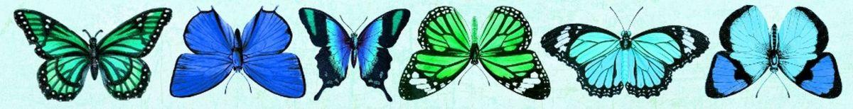 Oboustranný Papírový pásek - motýli My Precious UHK Gallery