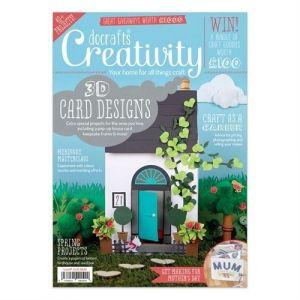 Docrafts Creativity! Časopis č.67 Únor 2016