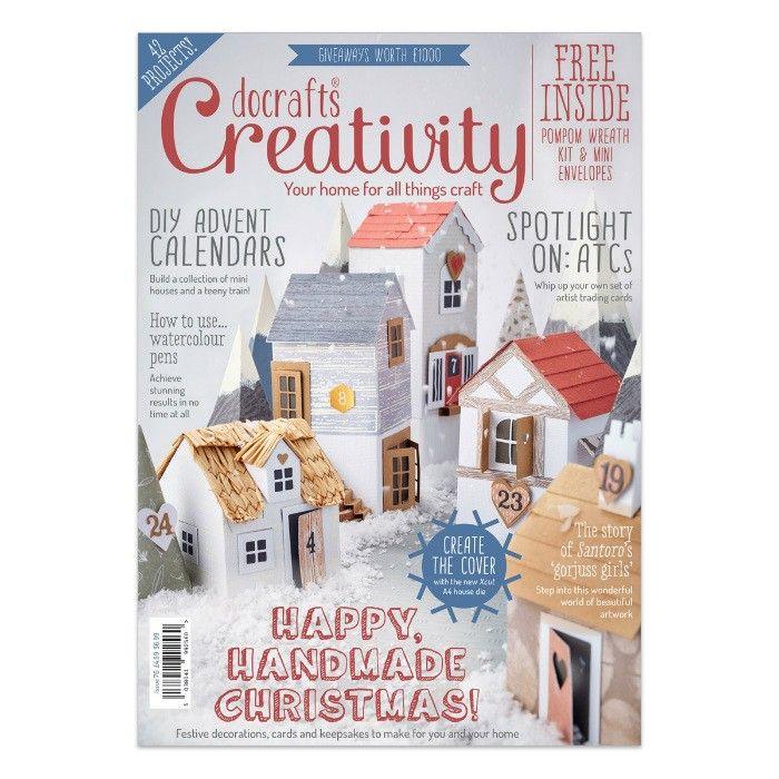 Časopis o scrapbookingu pro scrapařky! Docrafts Creativity! Časopis 76 Listopad 2016 Design Objectives