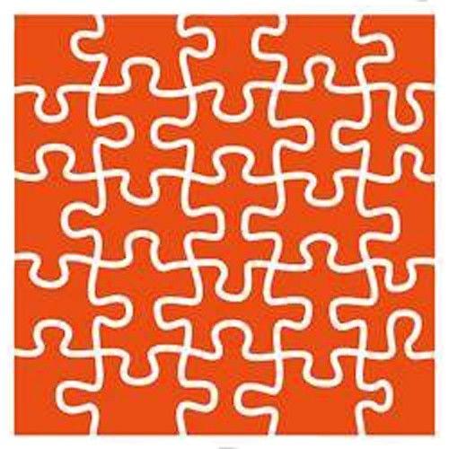 Embosovací kapsa 12,3x12,3cm Puzzle Marianne Design