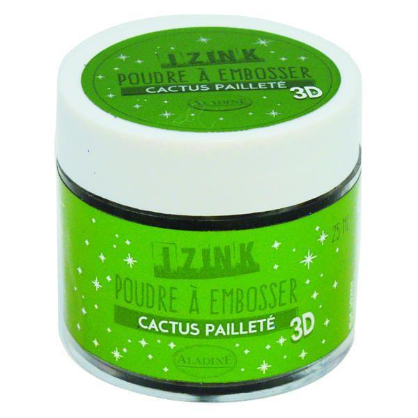 Embosovací prášek, 25 ml, Cactus Aladine