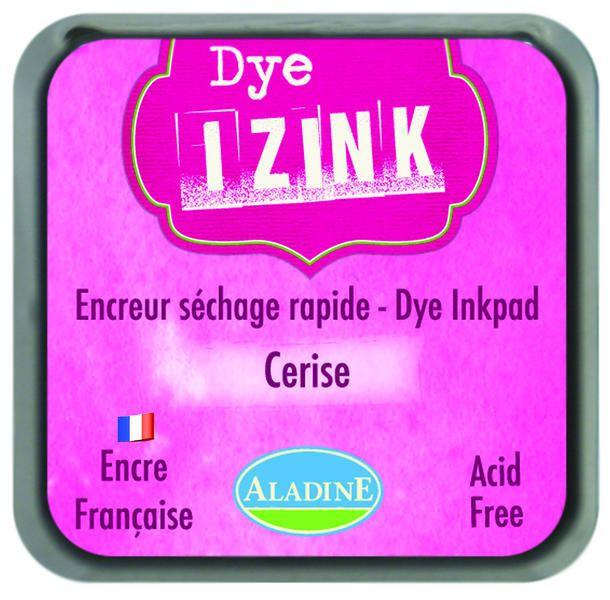Inkoust IZINK, rychleschnoucí - třešňová Aladine