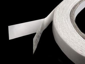 Oboustranná lepící páska - 12 mm, 18 m