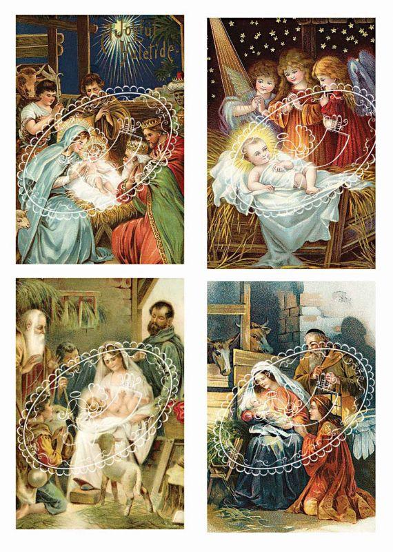 Pásek Boże Narodzenie 4 Galeria Papieru