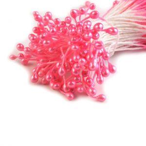 Pestíky do květin - růžové