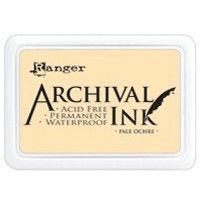 Ranger - Inkoustový polštářek Archival - Pale Ochre