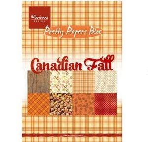 Marianne Design - Canadian Fall