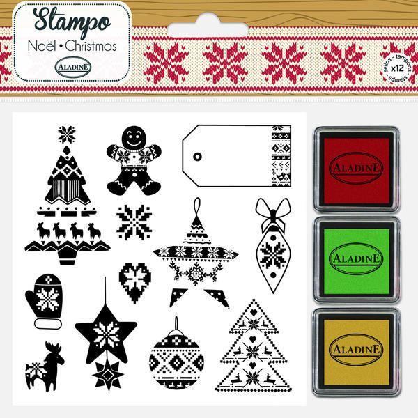 StampoNoël, Norské Vánoce Aladine