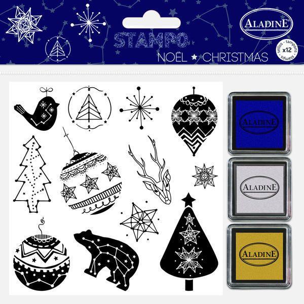 StampoNoël, Vánoční konstelace Aladine